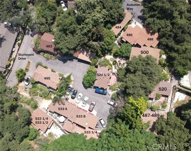 483 Sturtevant Drive, Sierra Madre, CA 91024
