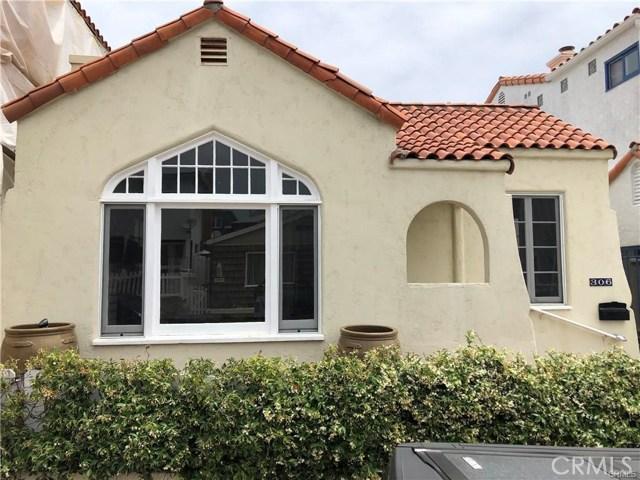 306 29th Street, Hermosa Beach, California 90254, 3 Bedrooms Bedrooms, ,2 BathroomsBathrooms,For Sale,29th,SB20110932