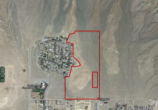 0 Skyline North, Barstow, CA 92311