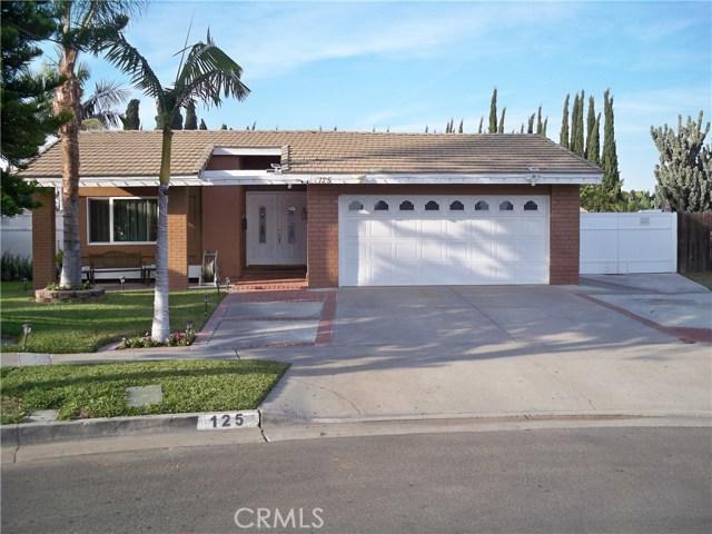 125 S Alice Circle, Anaheim, CA 92806