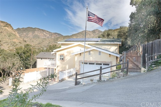 17462 Olive Hill Road, Silverado Canyon, CA 92676