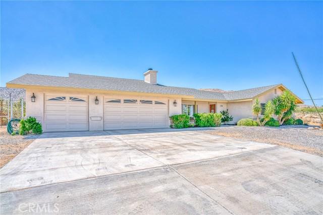 60789 Pueblo, Joshua Tree, CA 92252