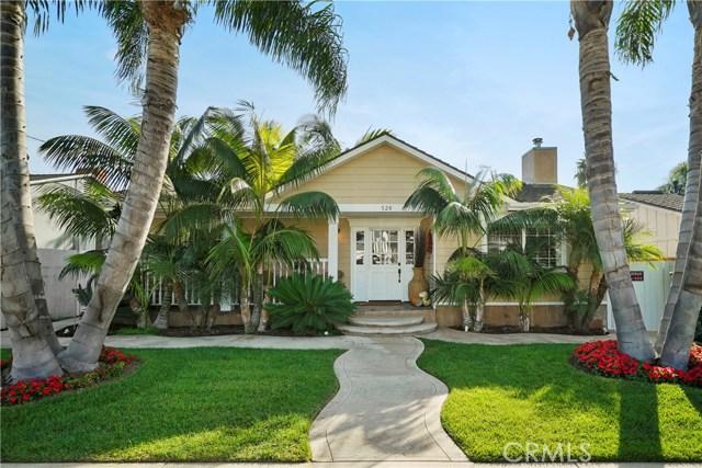 526 Westminster Avenue, Newport Beach, CA 92663