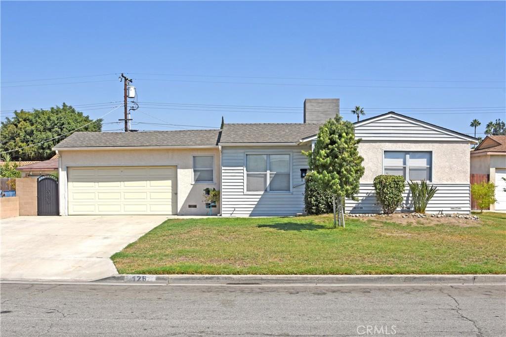 126   N Lindsay Street, Anaheim CA 92801