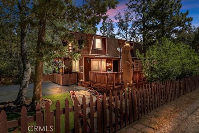 377 Leonard Lane, Big Bear, CA 92386