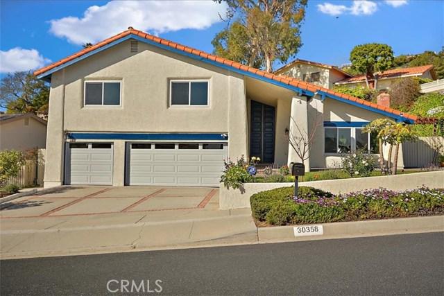 30358 Via Rivera, Rancho Palos Verdes, CA 90275