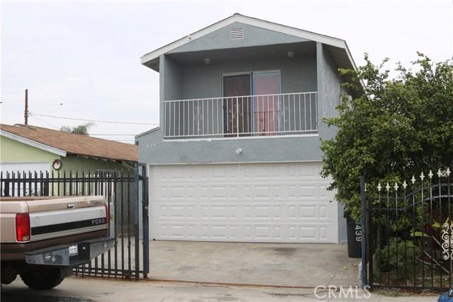 439 W Plum Street, Compton, CA 90222