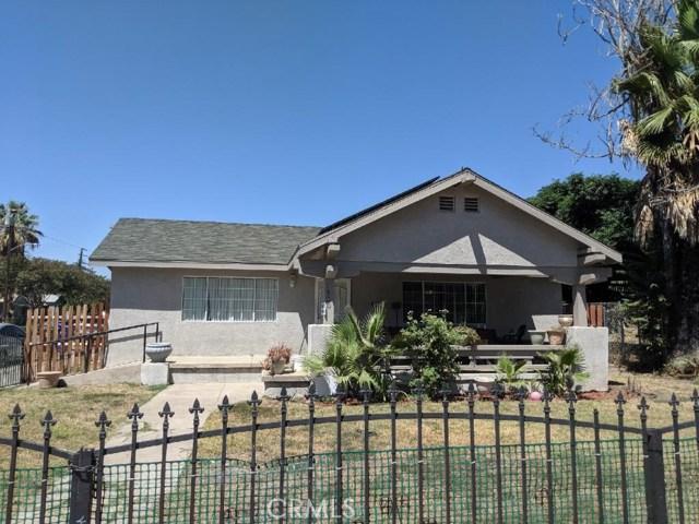 1500 N E Street, San Bernardino, CA 92405