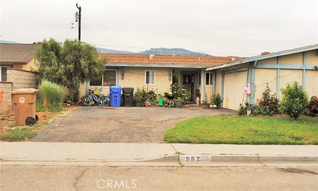 582 Center Lane, Santa Paula, CA 93060