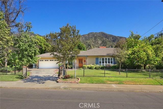 151 Sierra Madre Boulevard, Arcadia, CA 91006