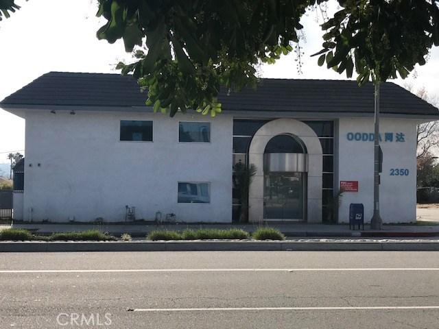 2350 W Valley Boulevard, Alhambra, CA 91803