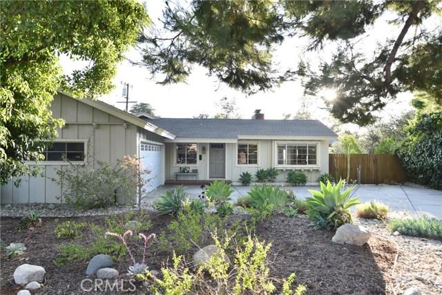 1377 Via Zurita Street, Claremont, CA 91711