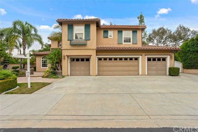 15261 Maysair Lane, Chino Hills, CA 91709