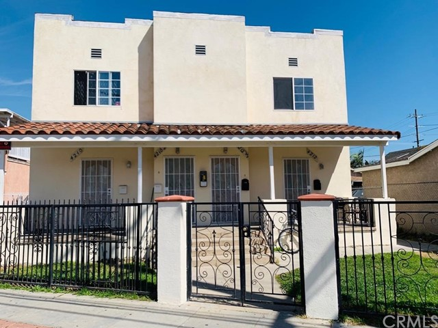 4210 San Pedro Place, Los Angeles, CA 90011