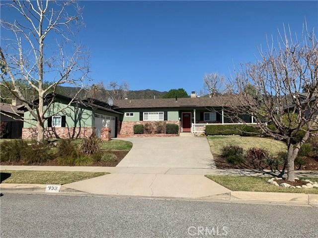 733 E Laurel Avenue, Glendora, CA 91741