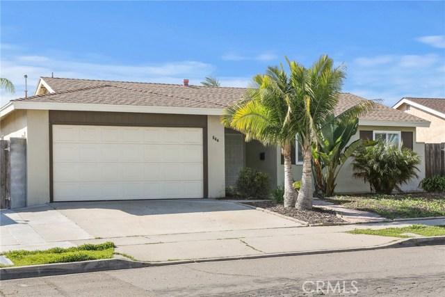 544 Parkwood Drive, San Diego, CA 92139