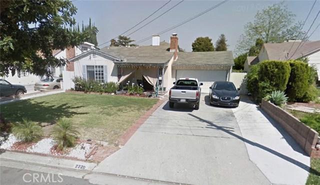2220 Guest Drive, Alhambra, CA 91803
