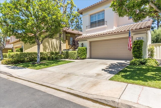 Welcome to this stunning home inside a private 24 hr guard gated community across the street from Tustin Ranch Golf Club.  This 4 bed 2.5 bath stunner was recently remodeled including adding a 4th bedroom with permits.   As soon as you open the front door, you will find yourself in an entertainer's dream.  Beautifully remodeled kitchen with new appliances, spacious living space, vaulted ceilings and custom plantation shutters throughout the house.  The kitchen, with a large island, flows seamlessly to the dining room and opens up to a large private backyard.  Upstairs, you will find all four bedrooms.  Large Master suite features gorgeous custom built-ins, a large walk-in closet and a master bath with lots of natural light.  The three other bedrooms offer plenty of space and privacy.  Custom cabinets in the garage provide a lot of storage and extra refrigerator and freezer complete this space currently used as a home gym.   The house is located just a short walk from a beautiful community swimming pool, spa and BBQ.   Close to award winning schools, walking distance to golf, parks and The Market Place, this house has it all.  Come see and discover everything you have been waiting for!