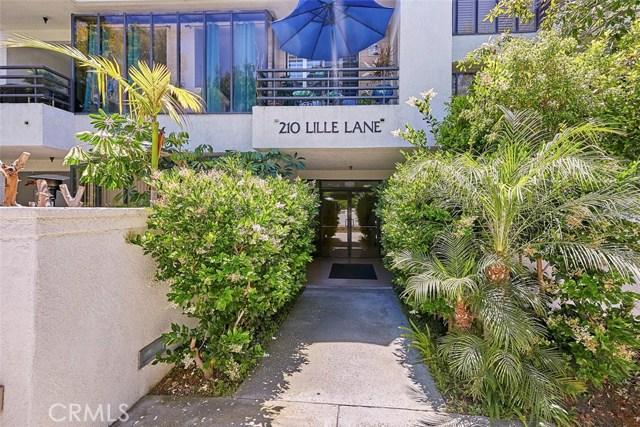 Photo of 210 Lille Lane #215, Newport Beach, CA 92663