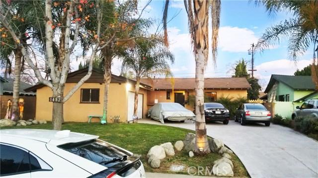 1482 Washington Avenue, Pomona, CA 91767
