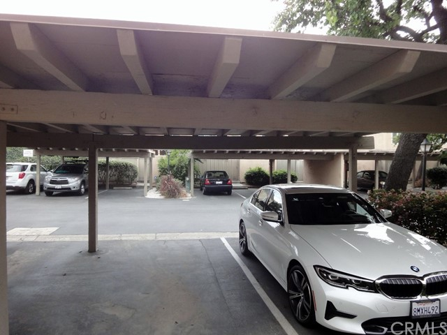 Covered Carport for two cars