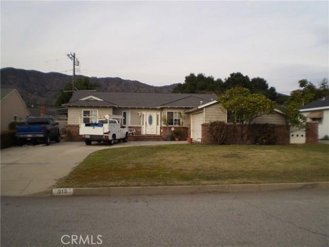 515 Sycamore Avenue, Glendora, CA 91741