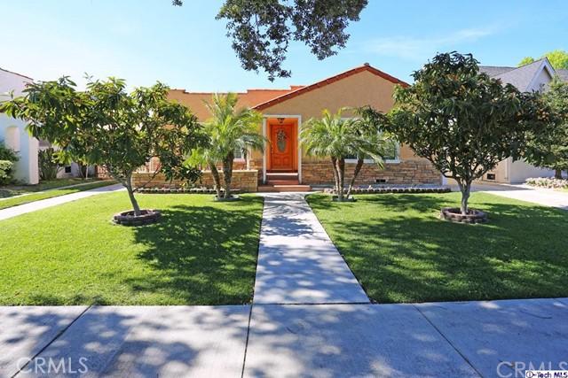 732 Arden Avenue, Glendale, CA 91202