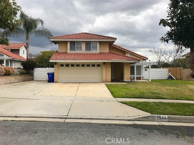 7643 Whitney Court, Rancho Cucamonga, CA 91730