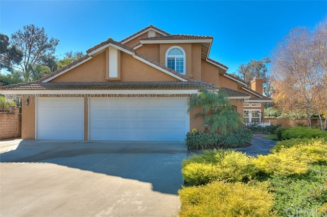 14236 Brook Hollow Lane, Chino Hills, CA 91709