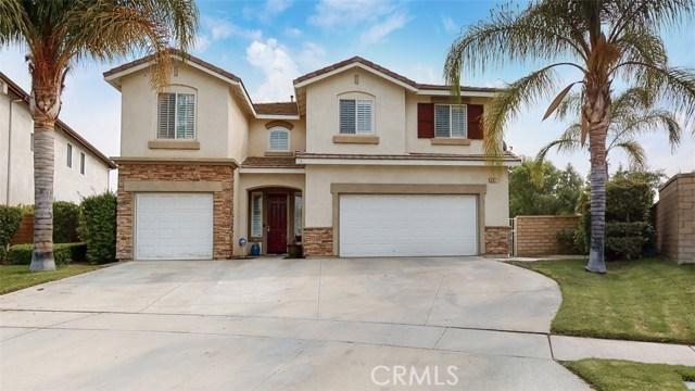 Photo of 607 Valleywood Street, Corona, CA 92879
