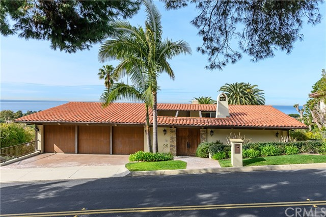 1201 Via Romero, Palos Verdes Estates, California 90274, 4 Bedrooms Bedrooms, ,2 BathroomsBathrooms,Single family residence,For Sale,Via Romero,SB19033197