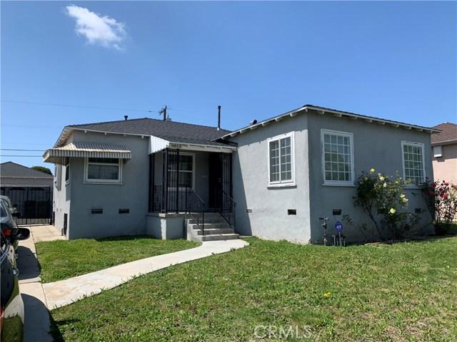 9813 S 3rd Avenue, Inglewood, CA 90305