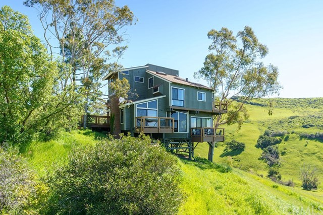 4890  Coyote Canyon Road, San Luis Obispo, California