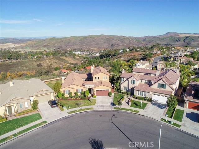 22300  Silverpointe, Corona, California