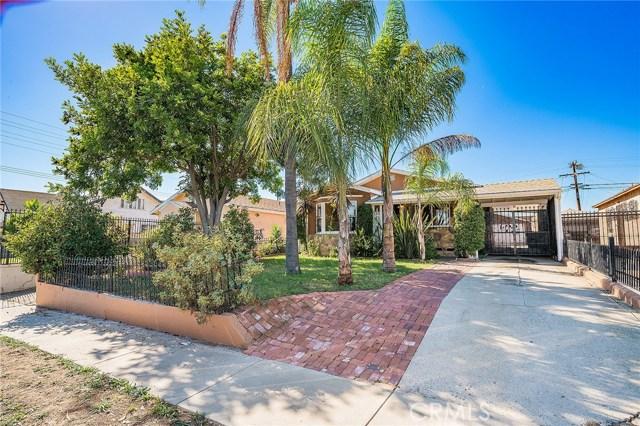 11249 Van Buren Avenue, Los Angeles, CA 90044
