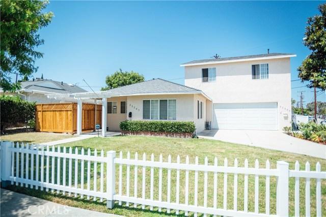 25203 Weston Road, Torrance, California 90505, ,For Sale,Weston,SB19032344