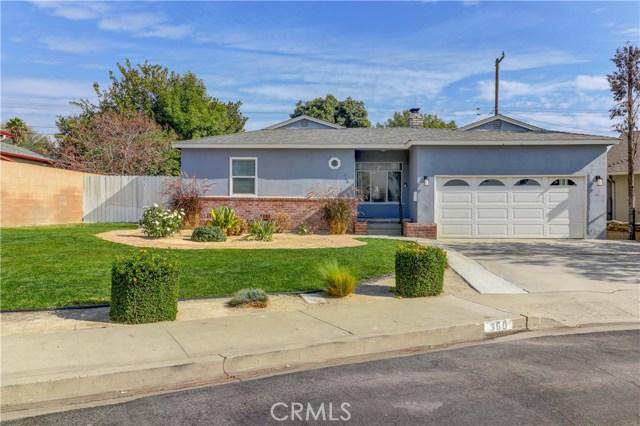360 S Annapolis Drive, Claremont, CA 91711