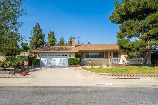 1487 Turning Bend Drive, Claremont, CA 91711