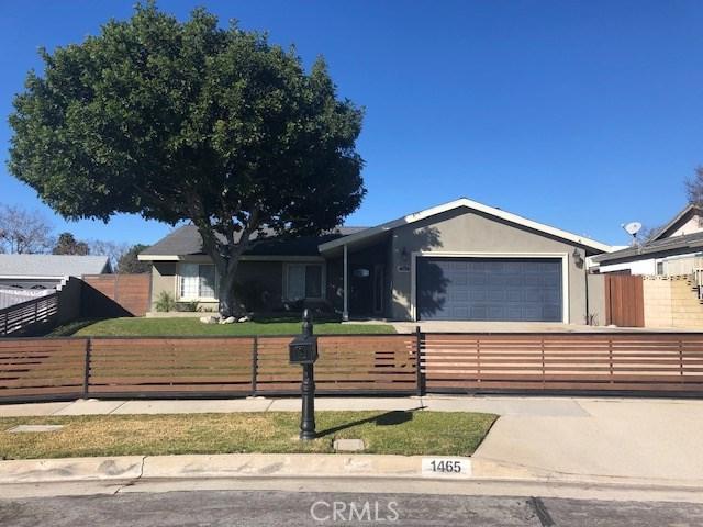 1465 Wedgewood Avenue, Upland, CA 91786