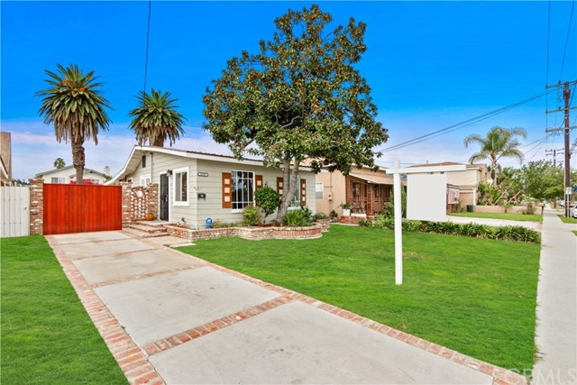 14909 Budlong Avenue, Gardena, California 90247, 2 Bedrooms Bedrooms, ,1 BathroomBathrooms,Single family residence,For Sale,Budlong,SB18267209