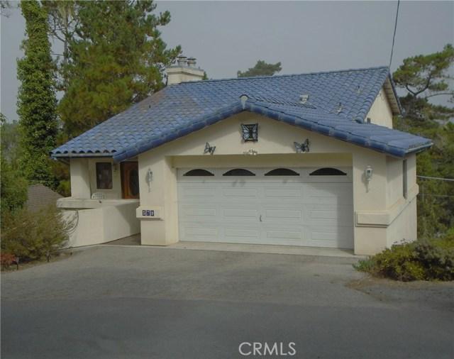 579  Plymouth Street, Cambria, California