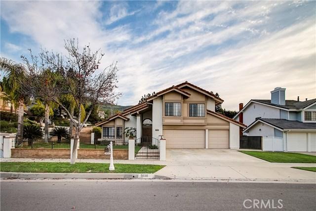 5638 E Elsinore Avenue, Orange, CA 92869