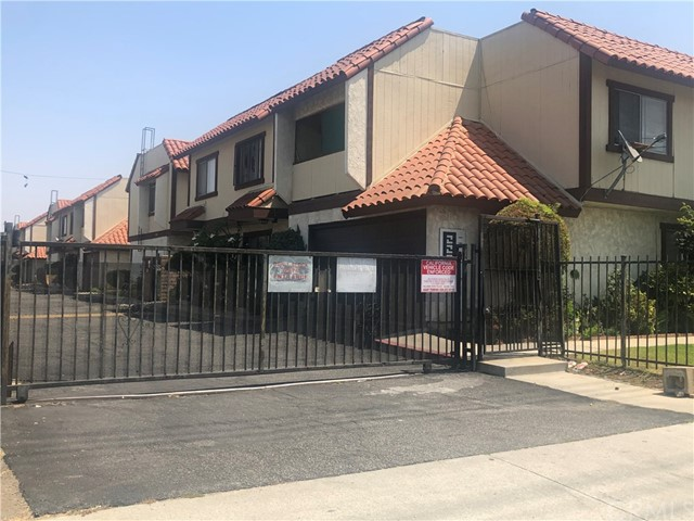 Centrally located to the 605, and 10 freeway , Condo has 3 bedroom , 3 bathroom and has security gate access,attached two car garage