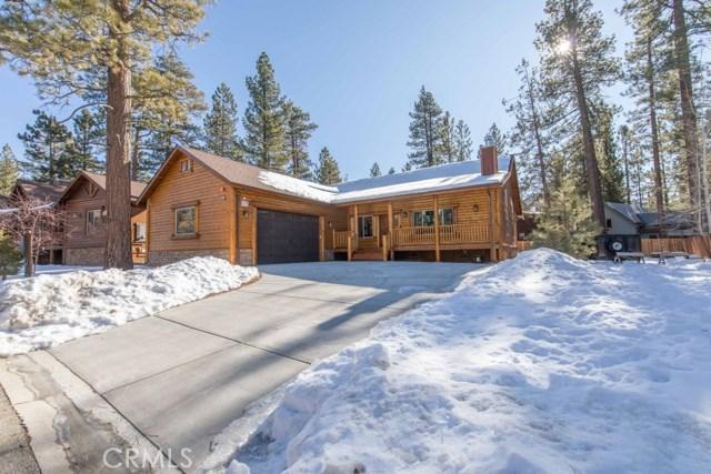 42729 Gold Rush Drive, Big Bear, CA 92315