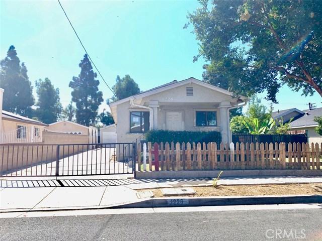 1226 W 2nd Street, Santa Ana, CA 92703