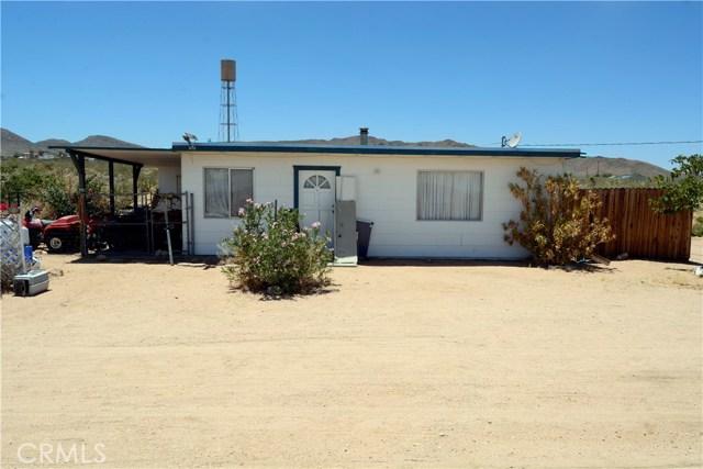 55957 Jesse Road, Landers, CA 92285