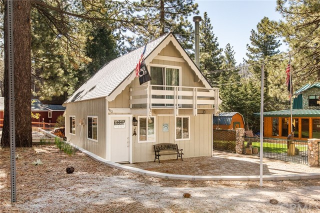 663 Yukon Drive, Green Valley Lake, CA 92341