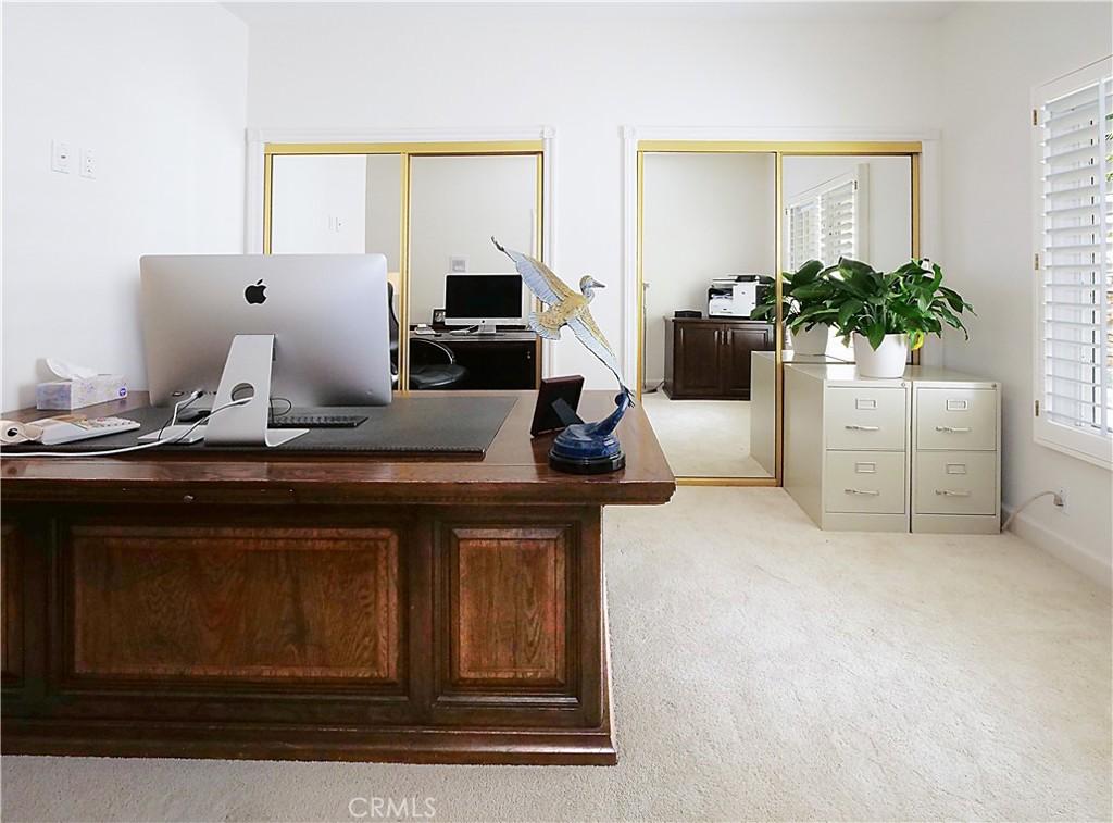 Bonus Office/ Storage Room