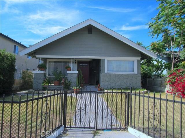 1337 W 53rd Street, Los Angeles, CA 90037