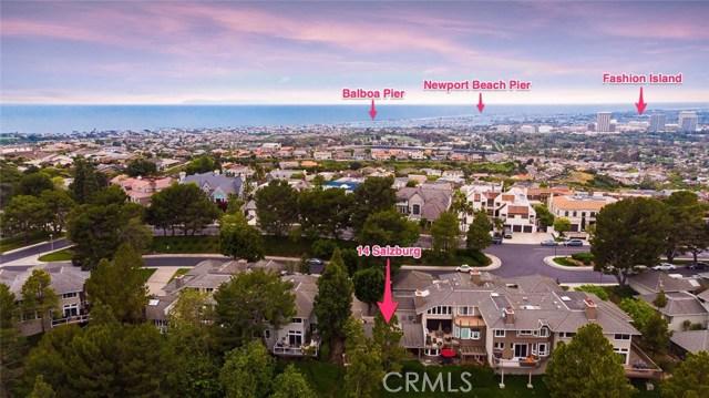 14 Salzburg | Harbor Ridge Crest (HRCR) | Newport Beach CA